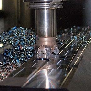 obróbka mechaniczna metalu